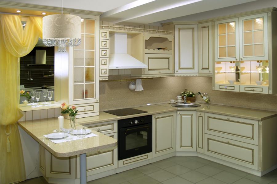 кухонный гарнитур Palazzo в классическом стиле заказать недорого